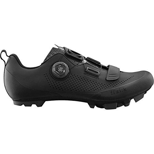Fizik X5 Terra Cycling Footwear, Black, Size 47