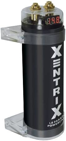 Xentrix 2 Farad Kondensator Navigation