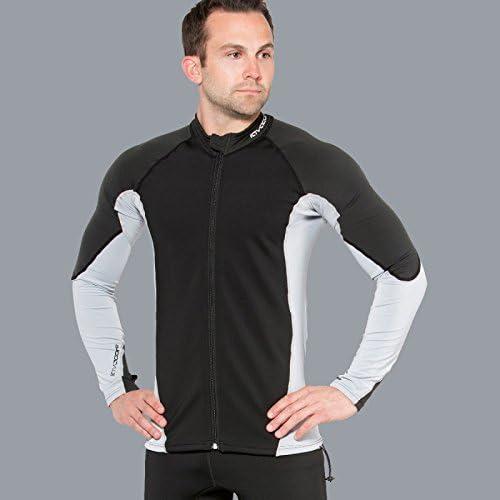 Lavacore メンズ エリート スタンドアップ パドルボード (SUP) ジャケット - グレー (XLサイズ) スキューバダイビング サーフィン カヤック ラフティング パドリング その他多くのウォータースポーツ用