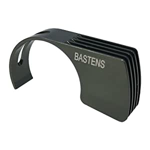 (graphite/grey) Bastens aluminum side mount heatsink fin fits 540 550 560 35mm brushed brushless Traxxas 4x4 VXL Raptor Stampede Rustler Bandit Slash Summit Revo Losi XXX SCT Arrma FURY HPI BLITZ