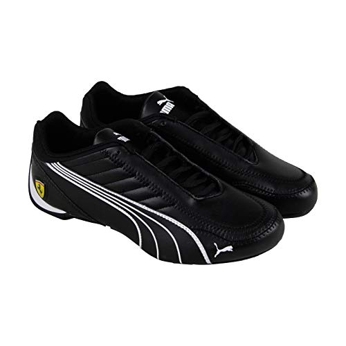 PUMA Mens Ferrari SF Future Cat Kart Driving Athletic Shoes in Black (14)