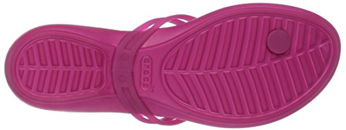 204196 Isabella Graphic Flip - 6JS Candy Pink/Tropical