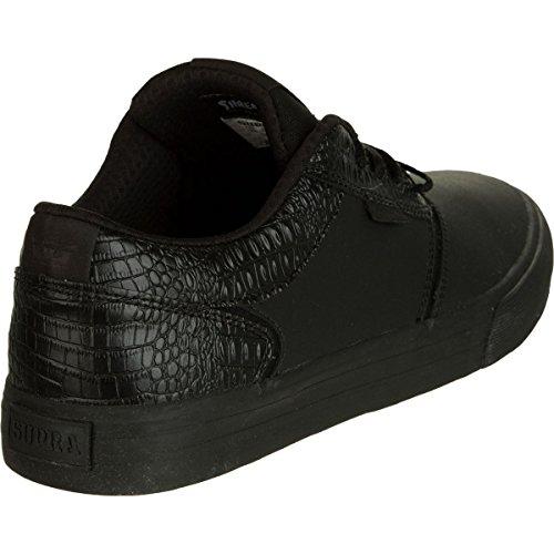 Supra - Supra Scarpe Sportive Nere Shredder Black / black - black