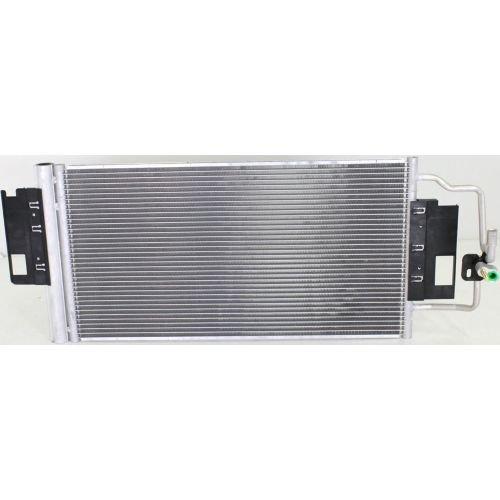Make Auto Parts Manufacturing - GRAND PRIX 05-08/ IMPALA 06-16 A/C CONDENSER, SS/Police (06-13) / LS/LT/LTZ (12-16) - GM3030268