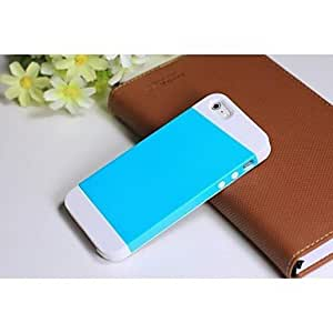 """""""ZCL Fashion PC+TPU Full Body Cases for iPhone5/5S , Gray"""""""