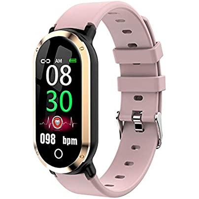 YsinoBear Smart Band Bracelet Watch Activity Tracker Waterproof Bluetooth Wristband with Heart Rate Monitor Pedometer Smart Fitness Pedometer Color T3 Estimated Price -