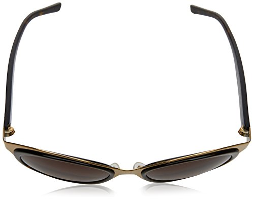 Mujer para Shiny Ralph Sol Lauren Marrón 0Rl7051 Antique Gafas Gold de wYZPX