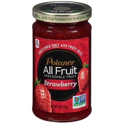 Polaner All Fruit Strawberry Spreadable Fruit ()