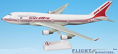 air-india-747-400-airplane-miniature-model-snap-fit-1200-part-abo-74740h-014