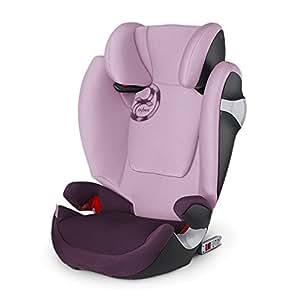 Cybex solution m fix silla de coche grupo 2 3 15 36 kg de 3 a 12 a os aprox con isofix - Silla cybex grupo 2 3 isofix ...