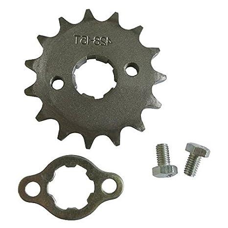 428 19T 20mm Engine Sprocket Gasket Kit Fit ATV Quad Pit bikes Lifan 125-160cc