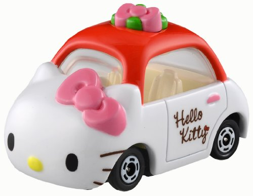 Hello Kitty Car (Dream Tomica No.152 Hello Kitty)