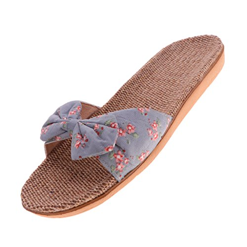 Comfortable Outdoor DOLITY Ladies Slip Flat House D Gray Shoes Light Womens Beach Sandals On XAznqawRd