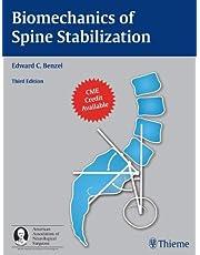 Biomechanics of Spine Stabilization