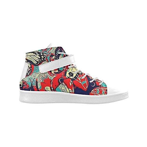 Artsadd Butterfly Round Toe Womens Shoes Boost Sneaker K4yysa1