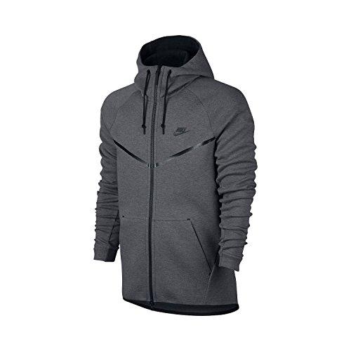 Nike Mens Sportswear Tech Fleece Windrunner Hooded Sweatshirt
