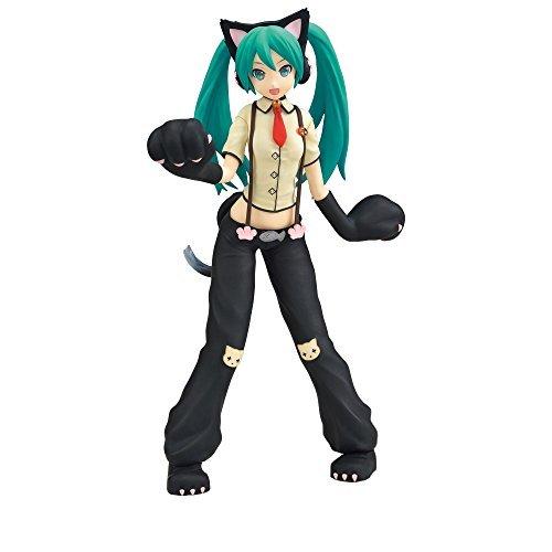 Sega Project Diva Arcade Future Tone Hatsune Miku Super Premium Action Figure Nyanko, 9