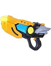 chengfang Water Gun for Kids, Super Squirt Gun Water Soaker Blaster, 200CC High Capacity Water Soaker Blaster Squirt Toy Water Gun, for Children Summer Swimming Pool Beach Outdoor