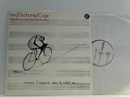 Mats Persson & Kristine Scholz – Ives/Duchamp/Cage: Cage John Mats ...