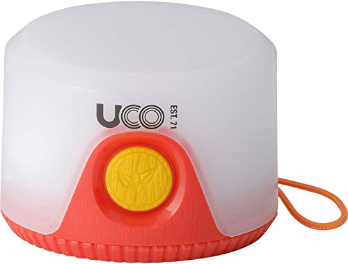 Sprout Mini - UCO Sprout 100 Lumen Hang-Out Mini Camping Lantern, Red