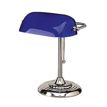 Elegant Traditional Bankers Lamp