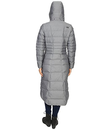 The North Face Triple C II Parka Women's TNF Medium Grey Heather X-Large by The North Face (Image #3)
