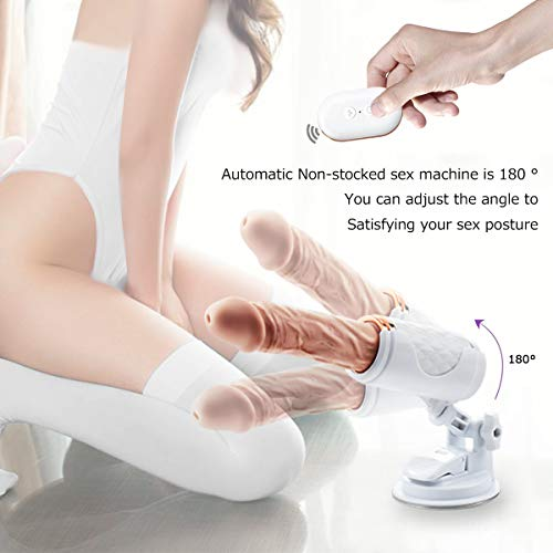 Small Massage Free Hand with US Power Cord Gift Box Packed Machine Sex Different Degree Available by iKenmu (Image #2)
