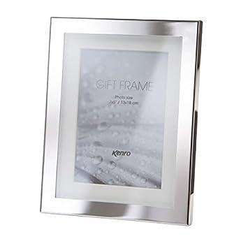 Kenro SM1520 Eden Delicate Silver Frame 8x6\