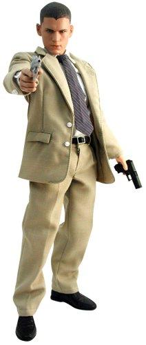 マイケル・スコフィールド (スーツ版) 「プリズン・ブレイク」1/6Fully Poseable Figure