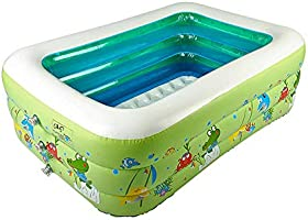 FLY FLAP Piscina Hinchable Infantil,Piscinas Mediana Rectangular ...
