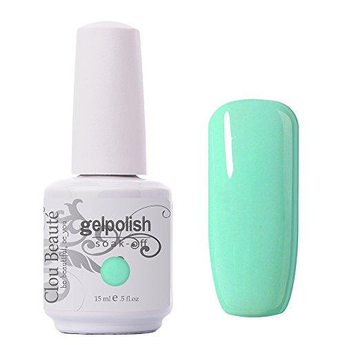 nail polish mint - 9