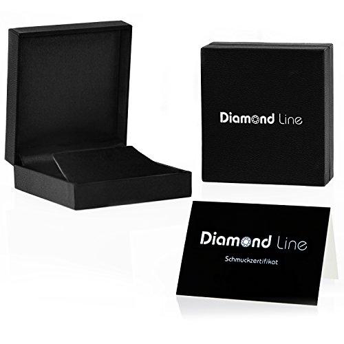 Diamond Line - Collier - Or jaune - Diamant - 116262