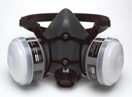 North(TM) 5500 Series Half Mask Kit, M (Respirators Series 5500 Mask Half)
