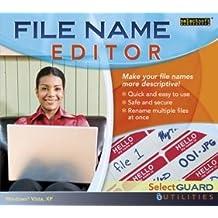 File Name Editor