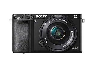 Sony Alpha a6000 Mirrorless Digital Camera 24.3MP SLR Camera with 3.0-Inch LCD (Black) w/16-50mm Power Zoom Lens (B00I8BICB2) | Amazon Products