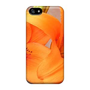 Awesome HxOgA924hrHtM Grace's Favor Defender PC Hard For SamSung Galaxy S5 Phone Case Cover - Orange Beauties