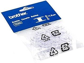 Brother 4977766118927 - Bobinas para bordadoras y Costuras: Amazon.es: Hogar