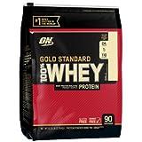 optimum Nutrition Gold Standard 100% Whey Protein, Vanilla. 6LBS