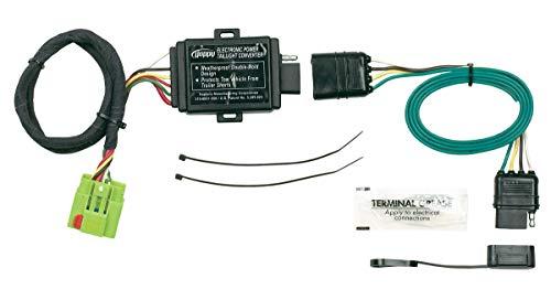 Grand Cherokee Trailer Wiring - Hopkins 42535 Plug-In Simple Vehicle Wiring Kit
