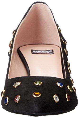 Moschino Economici E Chic Da Donna Roxy Dress Pump Black