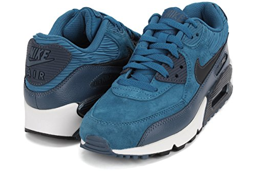 Air Leather Corsa Blu da Donna Max Marino Scarpe 90 Nike PHqdwUP