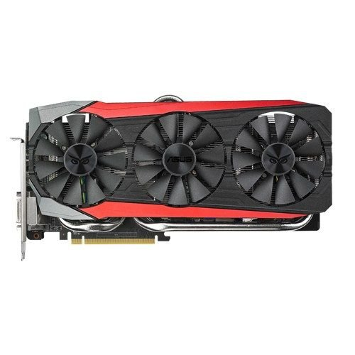 ASUS STRIX Radeon R9 390X Overclocked 8 GB DDR5 512-bit DisplayPort HDMI 1.4a DVI-I Gaming Graphics Card (Guild Wars 2 Best Pvp)