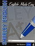 2007 Shurley Method English Test Booklet Level 4