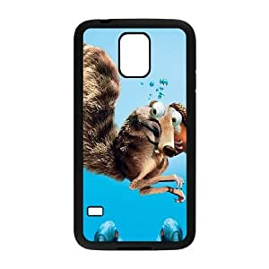 Samsung Galaxy S5 Cell Phone Case Black Sid Manny Crash Scrat Diego Plastic Back Phone Case Cover CZOIEQWMXN8780