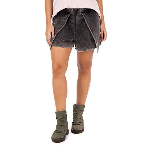 Shorts Plush - Preto - Tamanho M