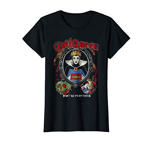 Womens Disney Snow White Evil Queen Graphic T-Shirt