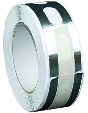 Cinta de aluminio perforada