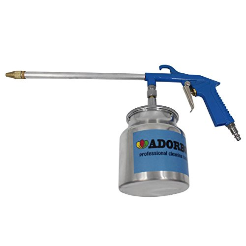 - ADORBO Engine Cleaning Gun Solvent Air Sprayer Degreaser Automotive Tool
