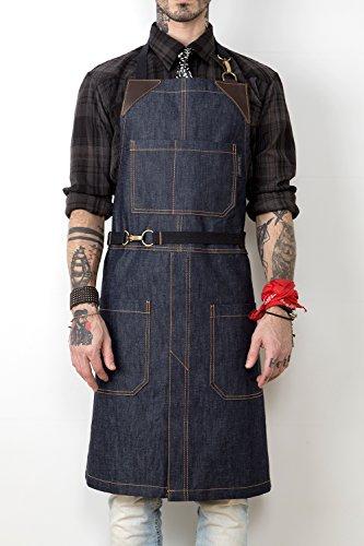 Denim Leather - 6