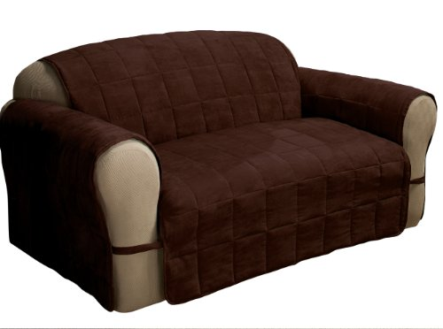 Innovative Textile Solutions Ultimate Furniture Protector Sofa, Chocolate
